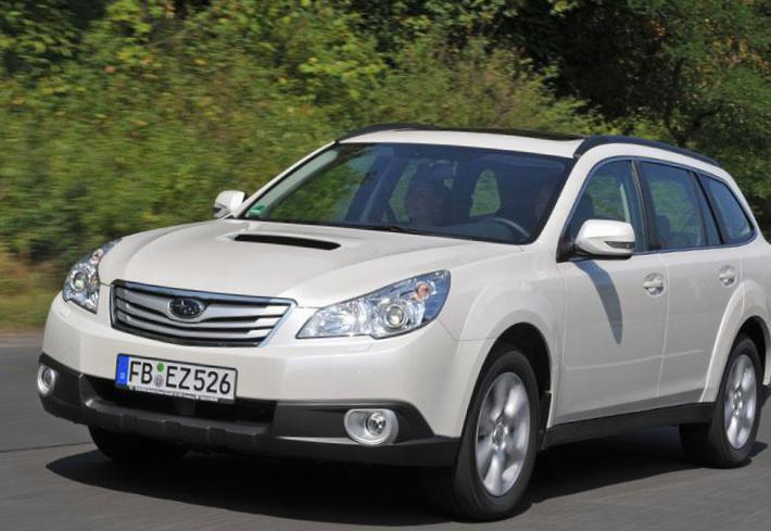 Outback Subaru reviews 2010