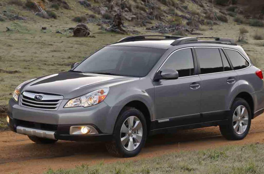 Outback Subaru Specification 2010