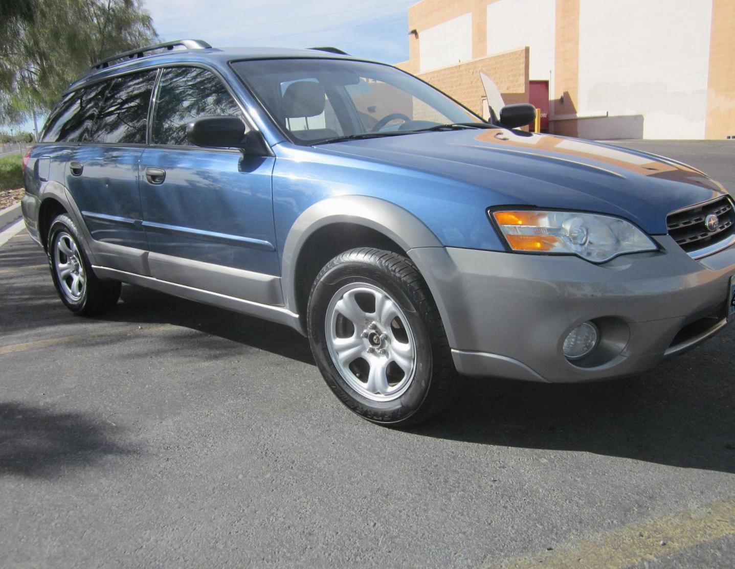 Subaru Outback parts hatchback