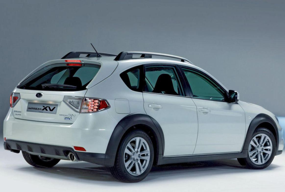 Subaru XV how mach 2012