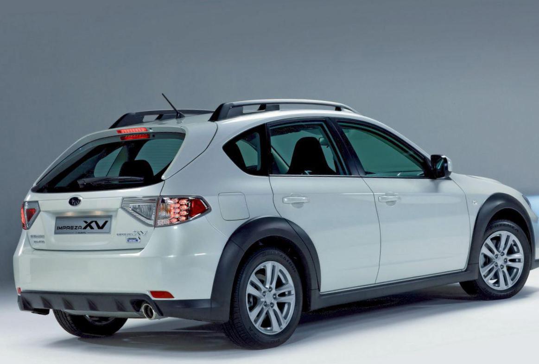 Xv Subaru Concept 2009
