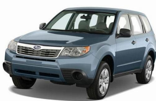 Forester Subaru price 2014