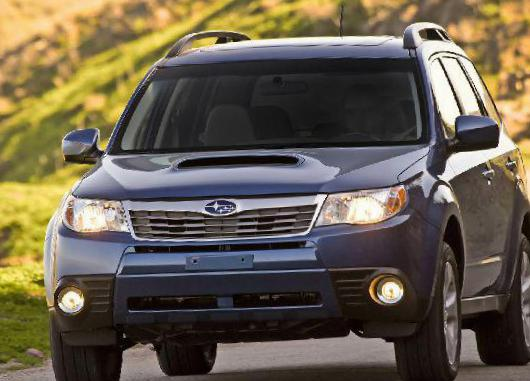 Forester Subaru reviews 2010