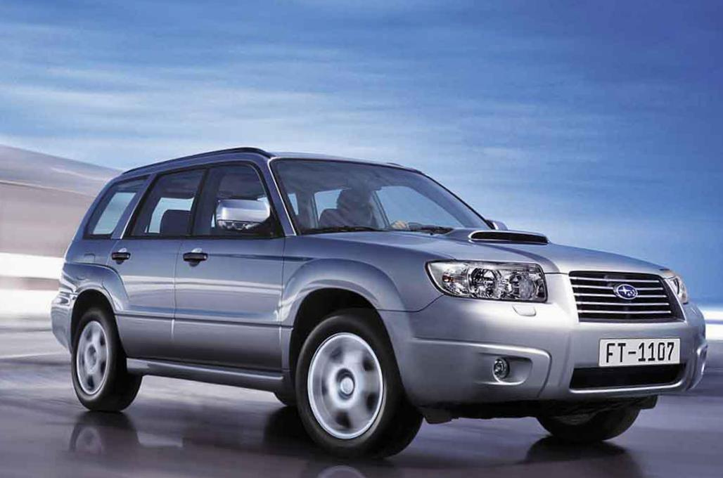 Subaru Forester usa hatchback
