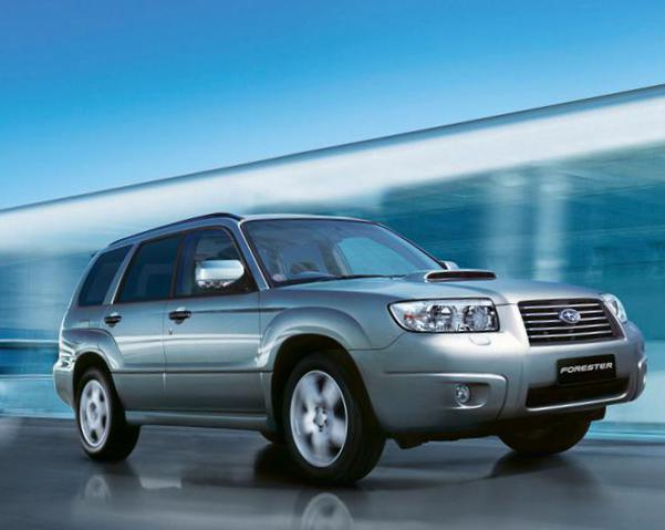 Subaru Forester used 2009
