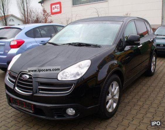 Subaru Tribeca Specifications 2012