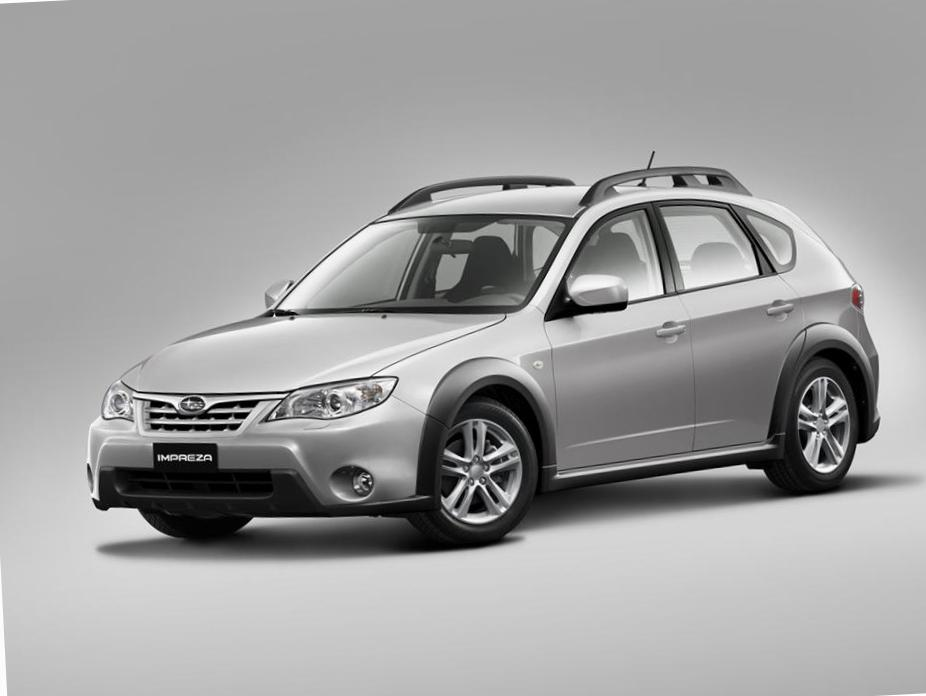 Impreza XV Subaru approved 2011