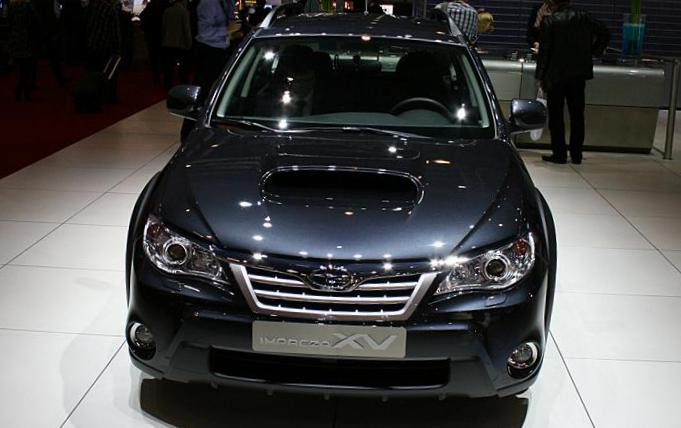 subaru impreza xv photos and specs photo impreza xv. Black Bedroom Furniture Sets. Home Design Ideas