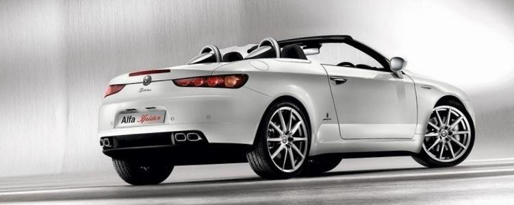 Alfa Romeo Spider reviews sedan