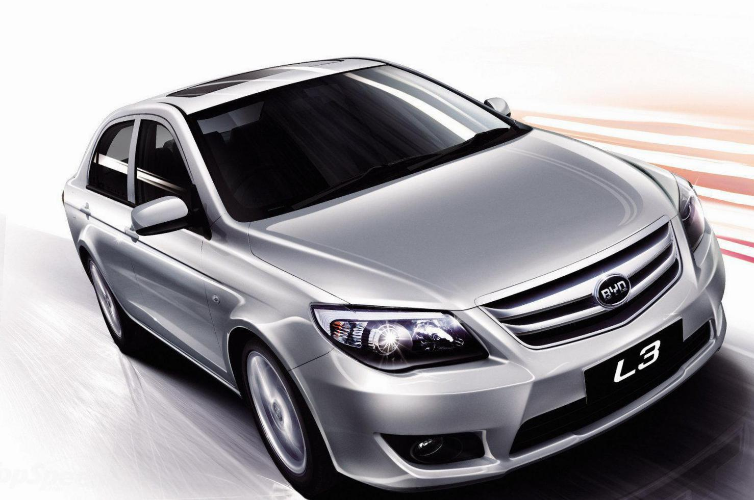 BYD F3 Photos and Specs. Photo: F3 BYD Characteristics and 25 ...