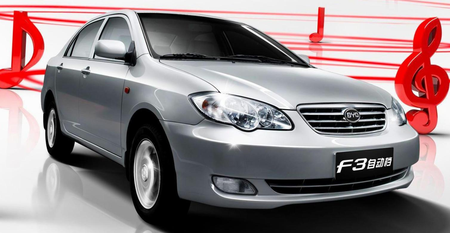 F3 BYD sale hatchback