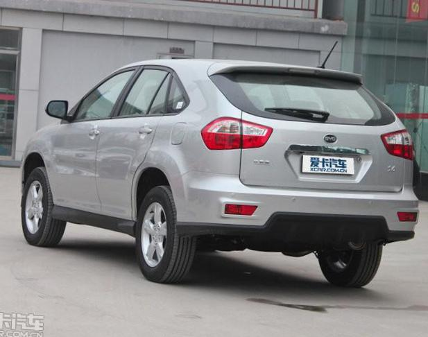 S6 BYD new suv
