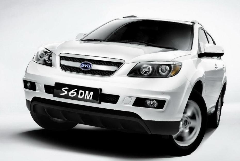 S6 BYD parts 2011