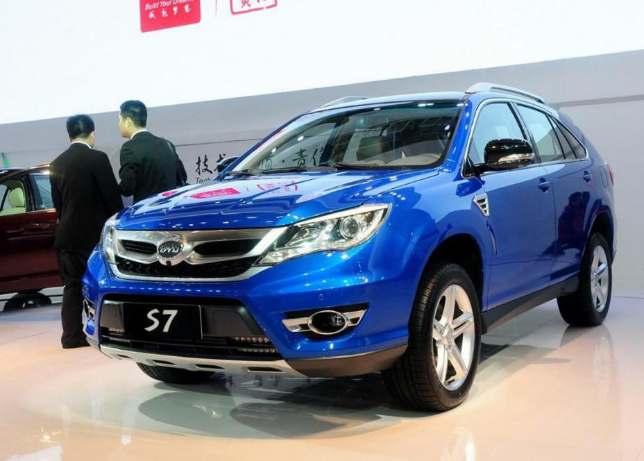 S7 BYD configuration 2011