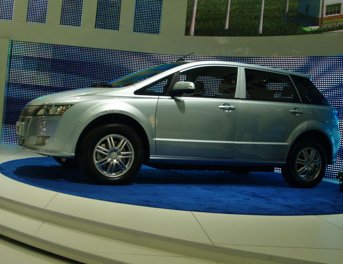 BYD e6 approved 2011