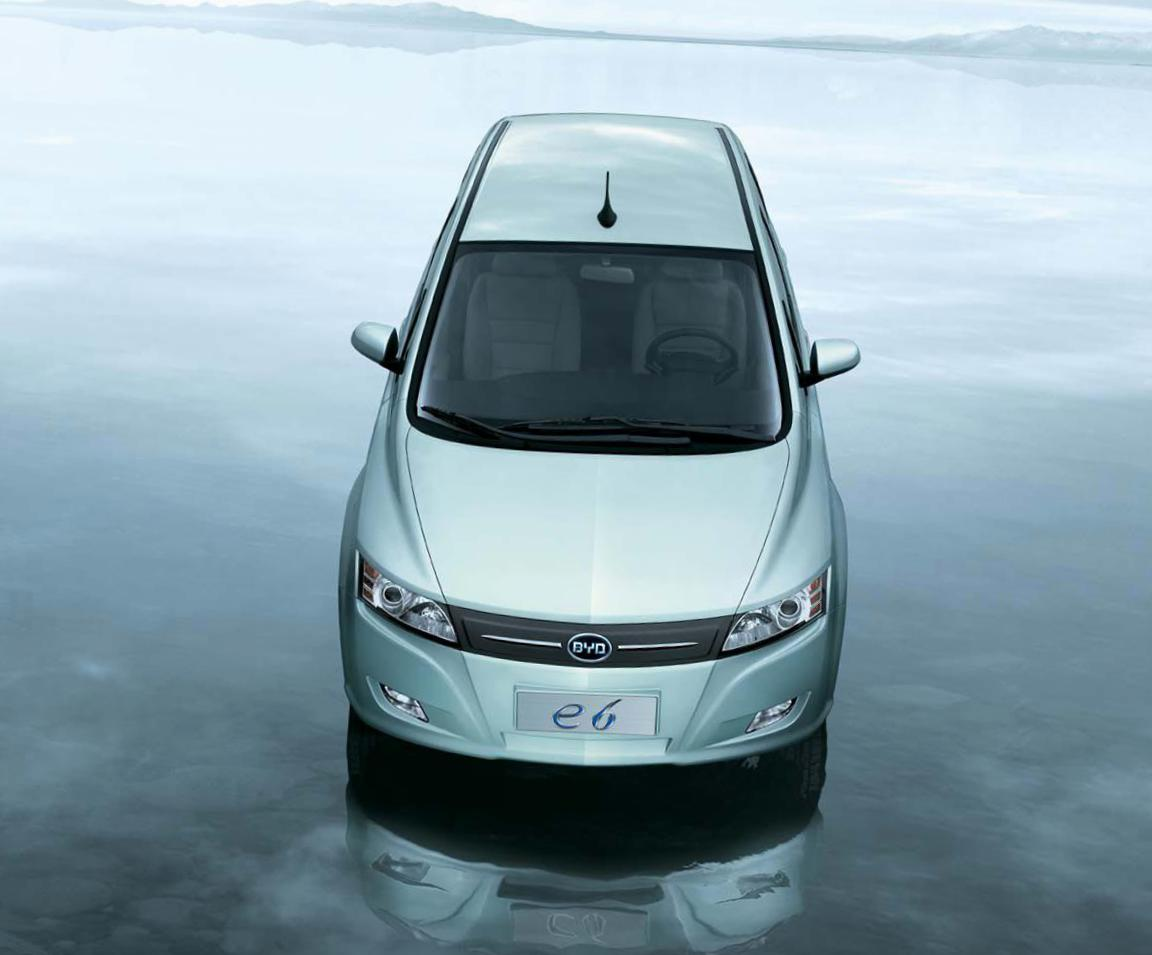e6 BYD approved 2011