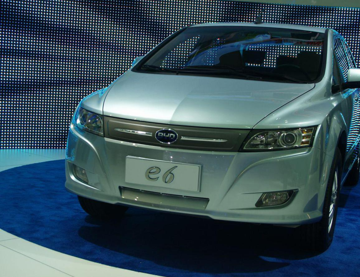 e6 BYD parts 2011