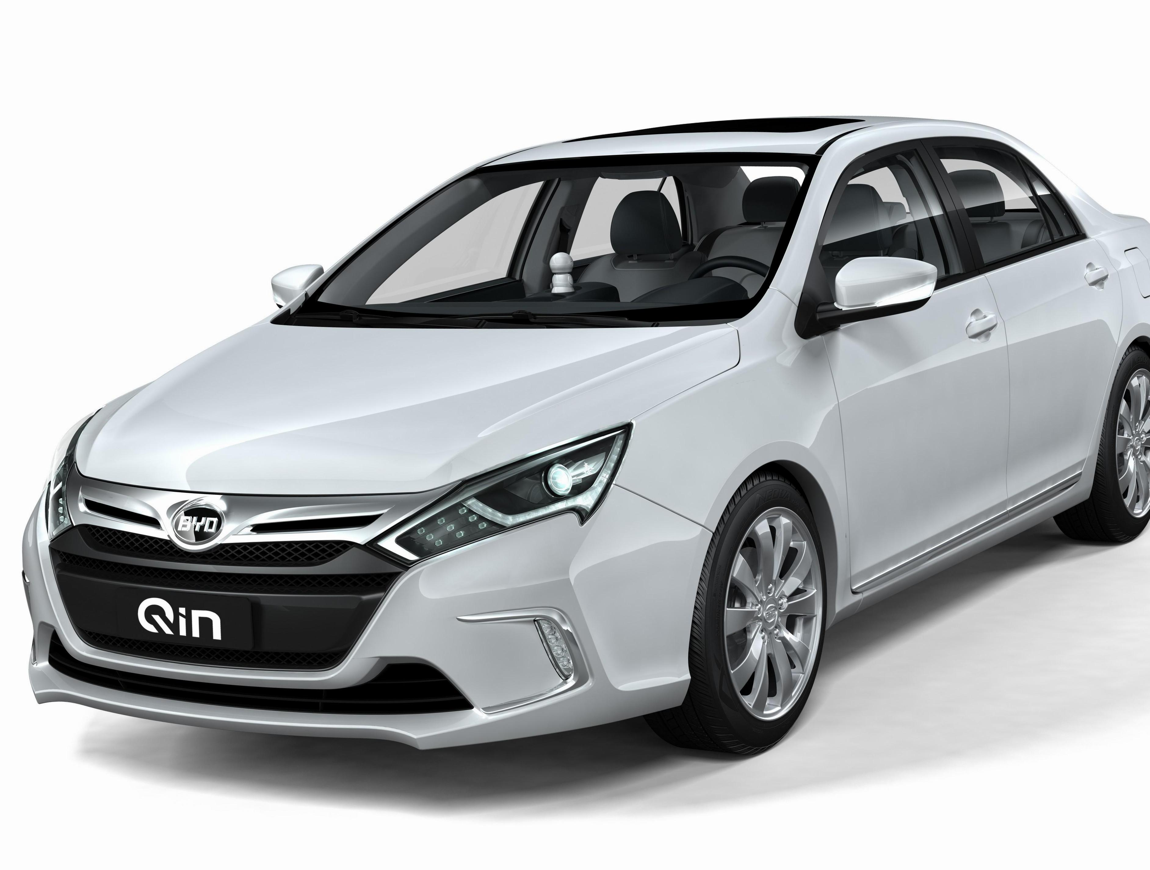 BYD M6 Specifications 2011