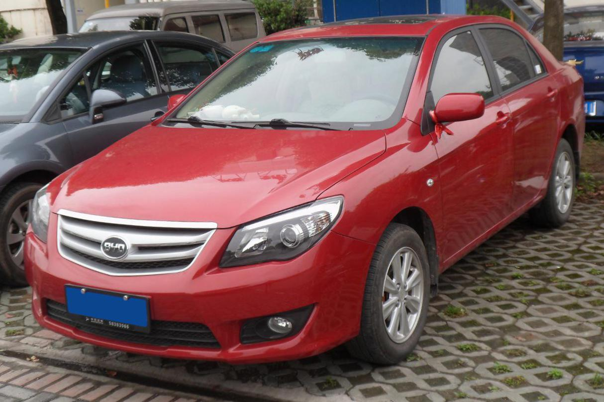 L3 BYD lease 2010