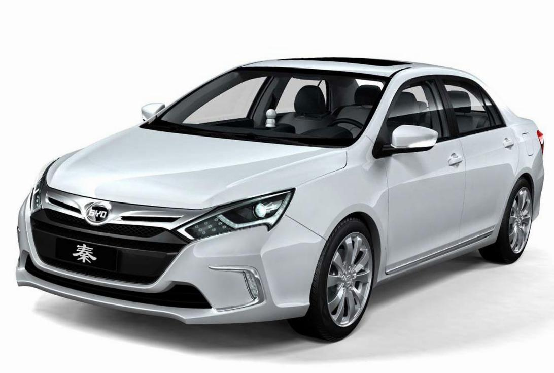F5 Suri BYD new hatchback