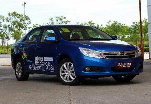 F5 Suri BYD sale hatchback