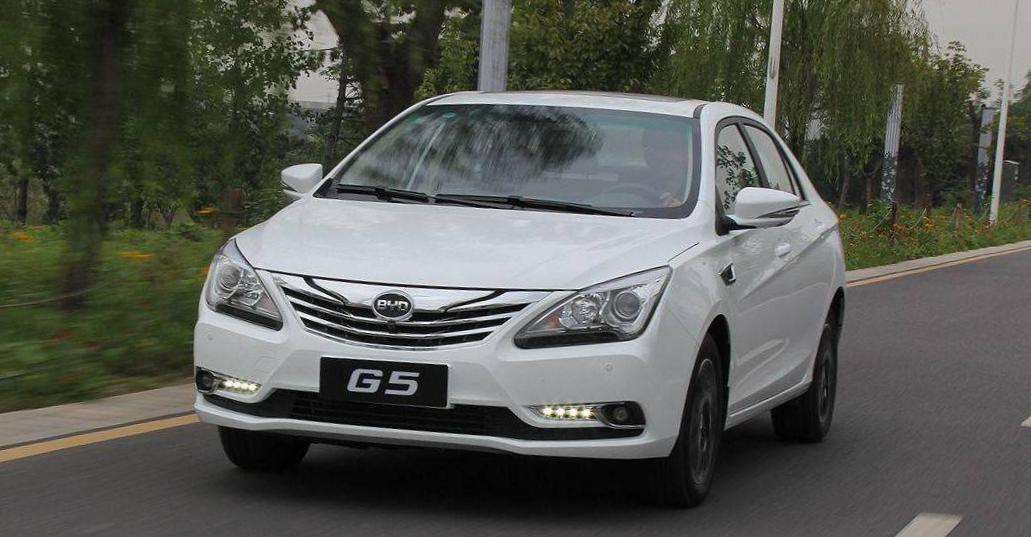 BYD G5 for sale 2012