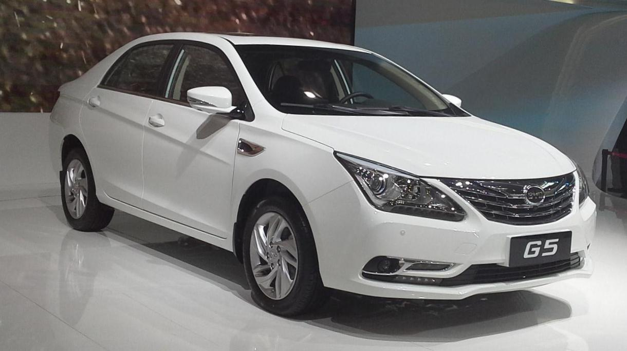 G5 BYD review 2012