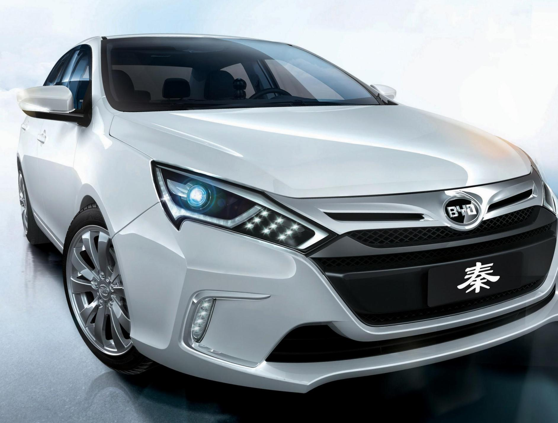 BYD Qin review 2014