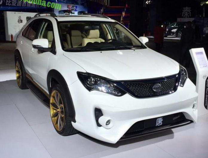 BYD Tang concept 2013