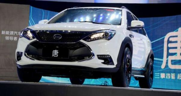 BYD Tang Specifications 2013