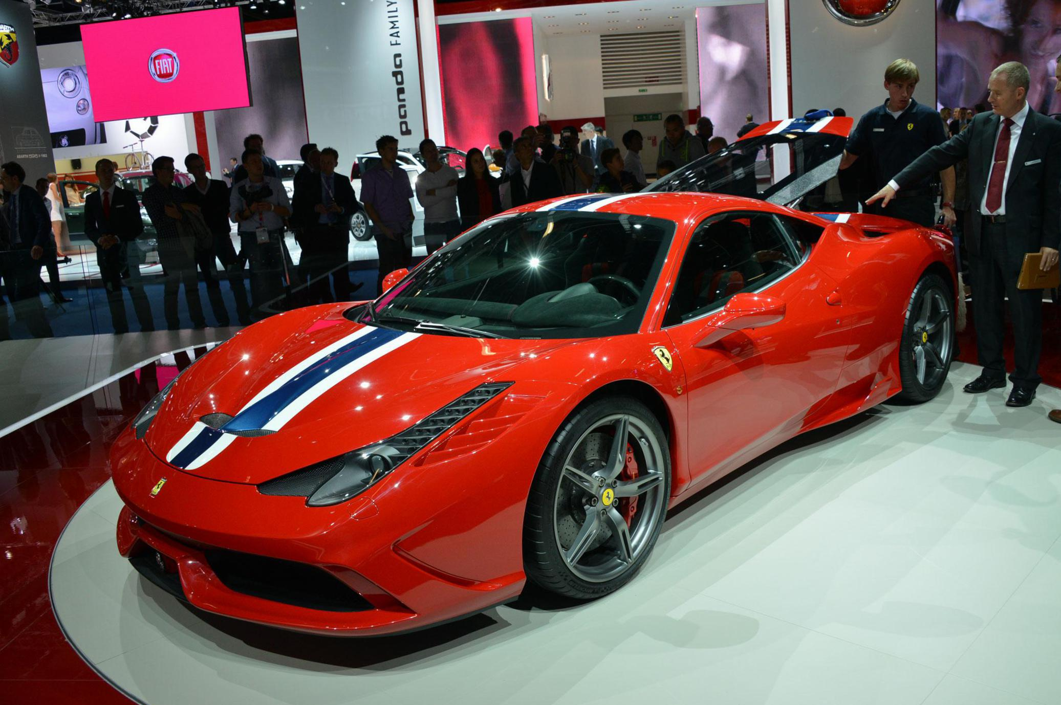 458 Speciale Ferrari approved 2005