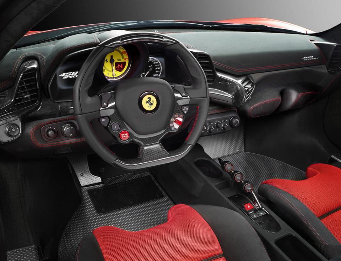458 Speciale Ferrari Specifications coupe