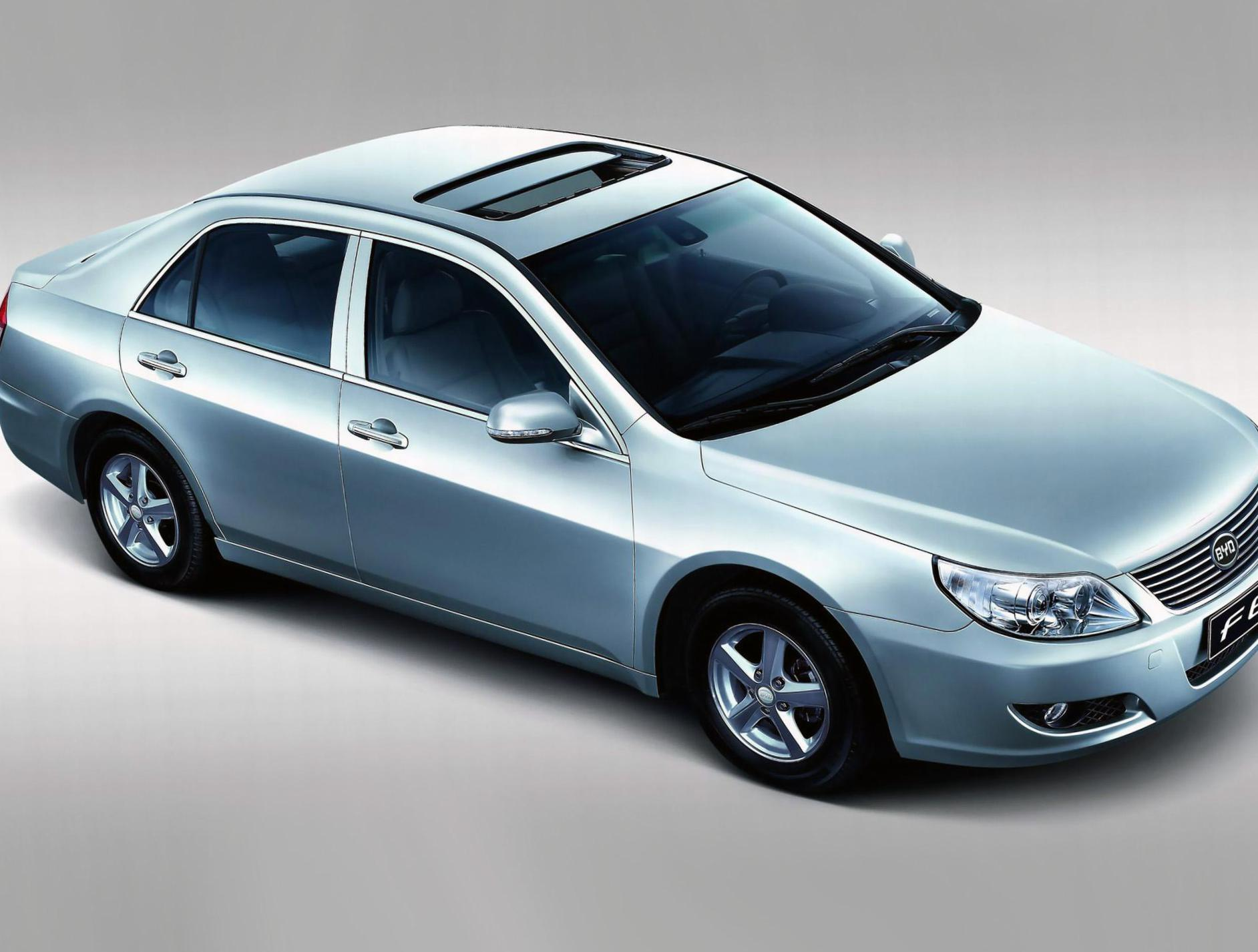 BYD F6 review 2010