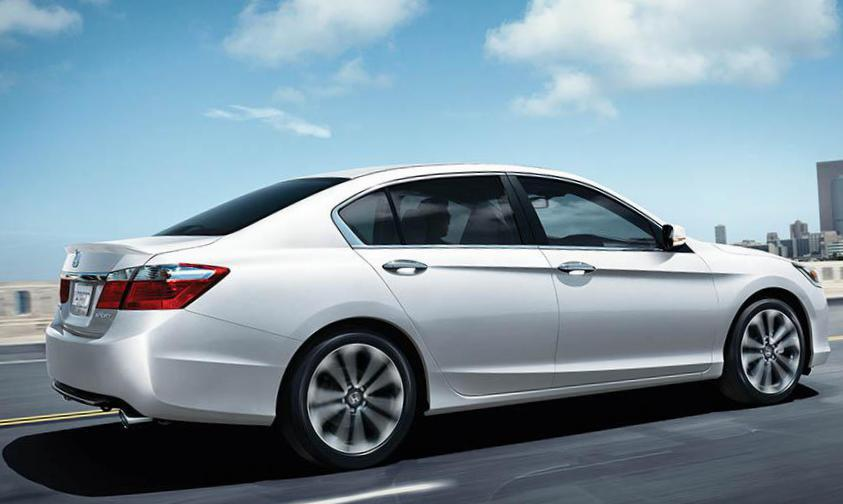 Honda Accord reviews 2012