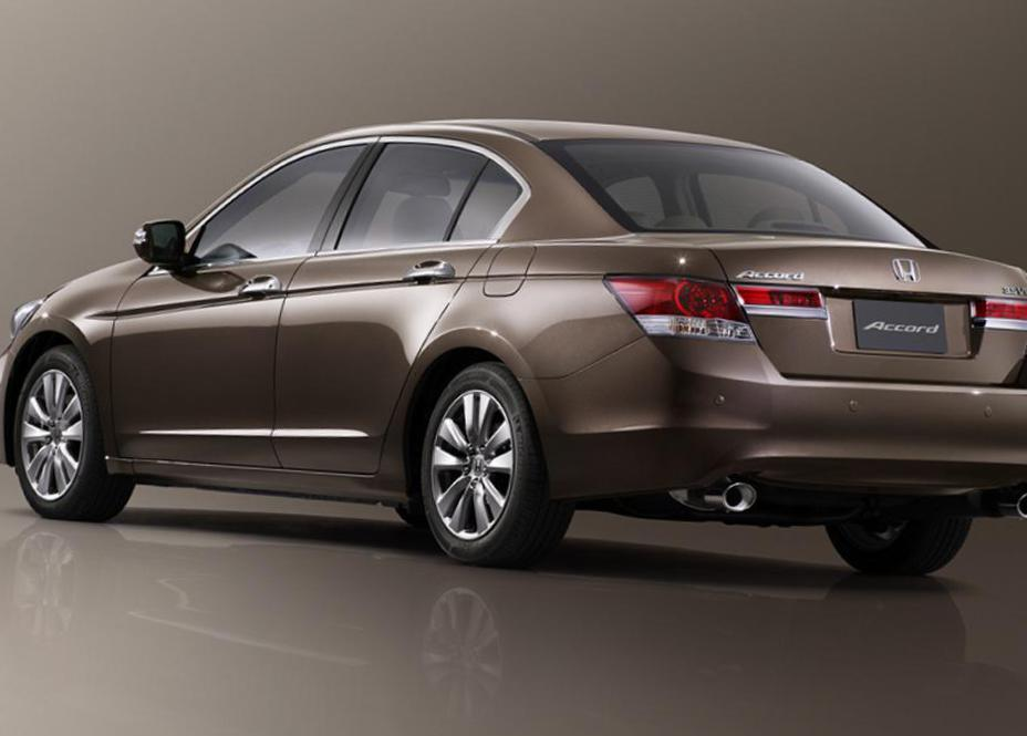 Honda Accord lease 2012