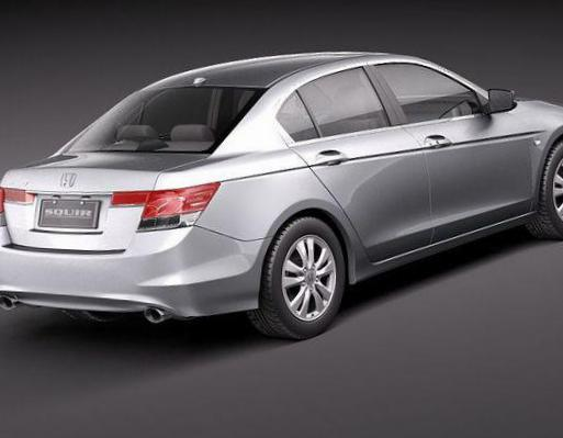 Honda Accord reviews 2009