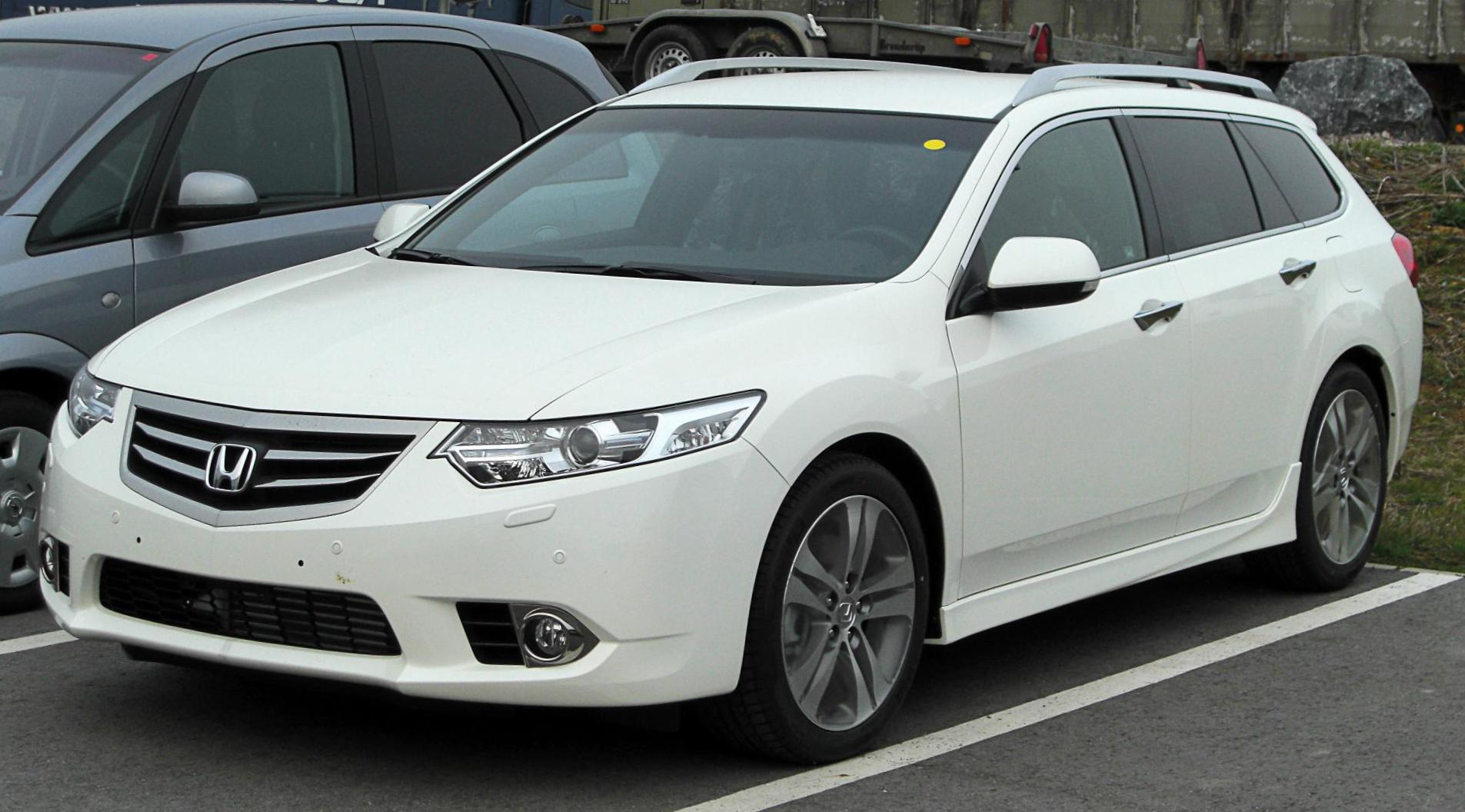 Honda Accord Tourer model 2013