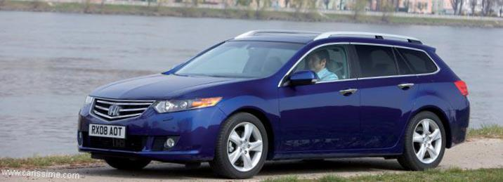 Honda Accord Tourer Specifications 2010