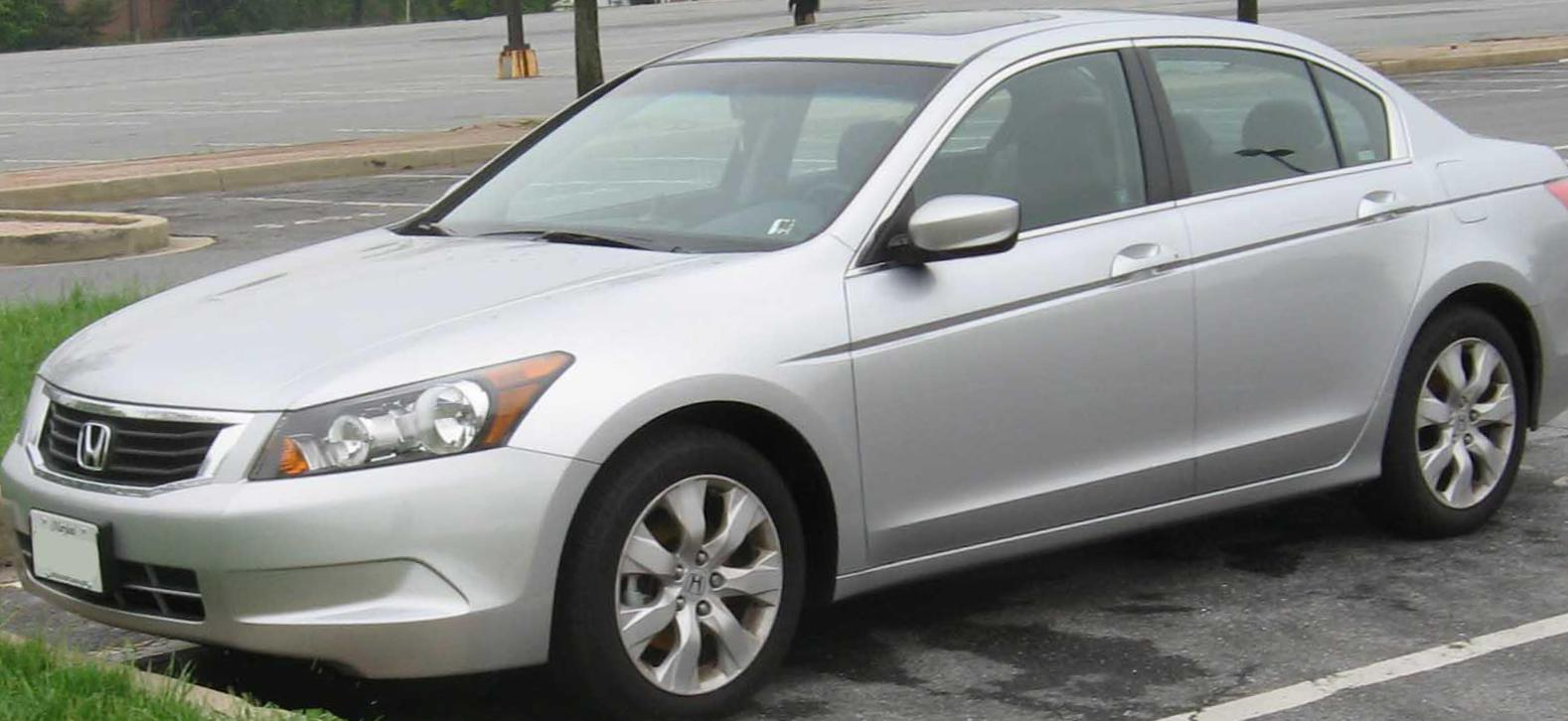 Accord Honda approved sedan