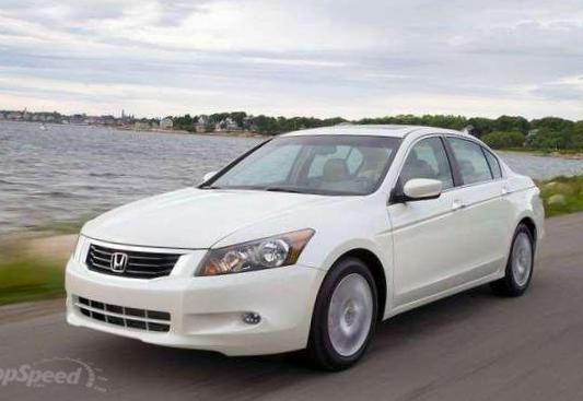 Accord Honda configuration 2010