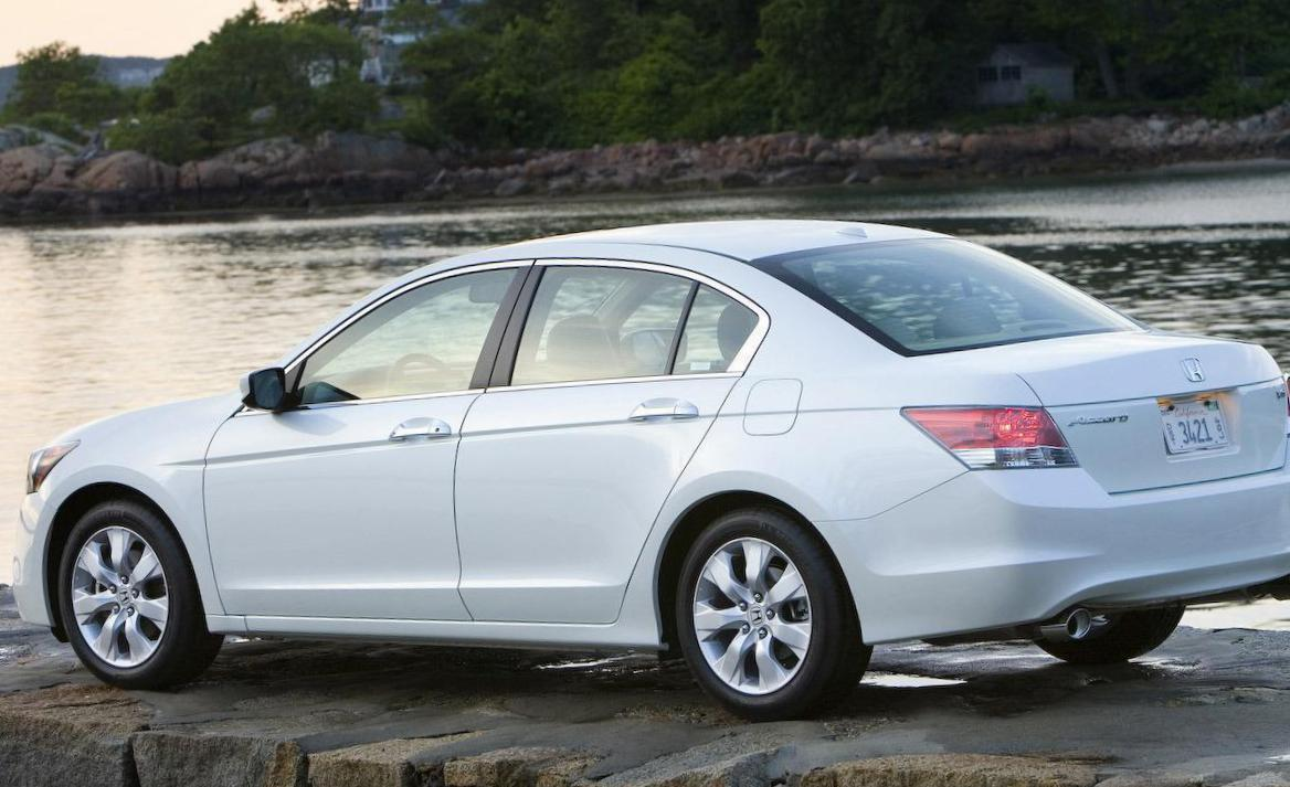 Honda Accord usa sedan