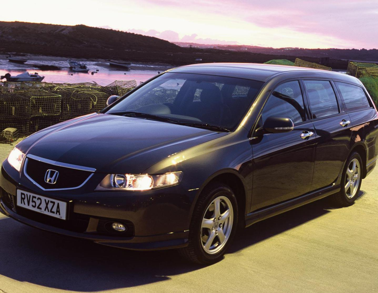Accord Tourer Honda spec 2011