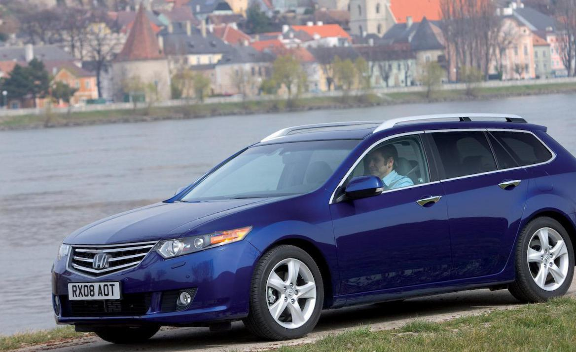 Accord Tourer Honda usa 2014