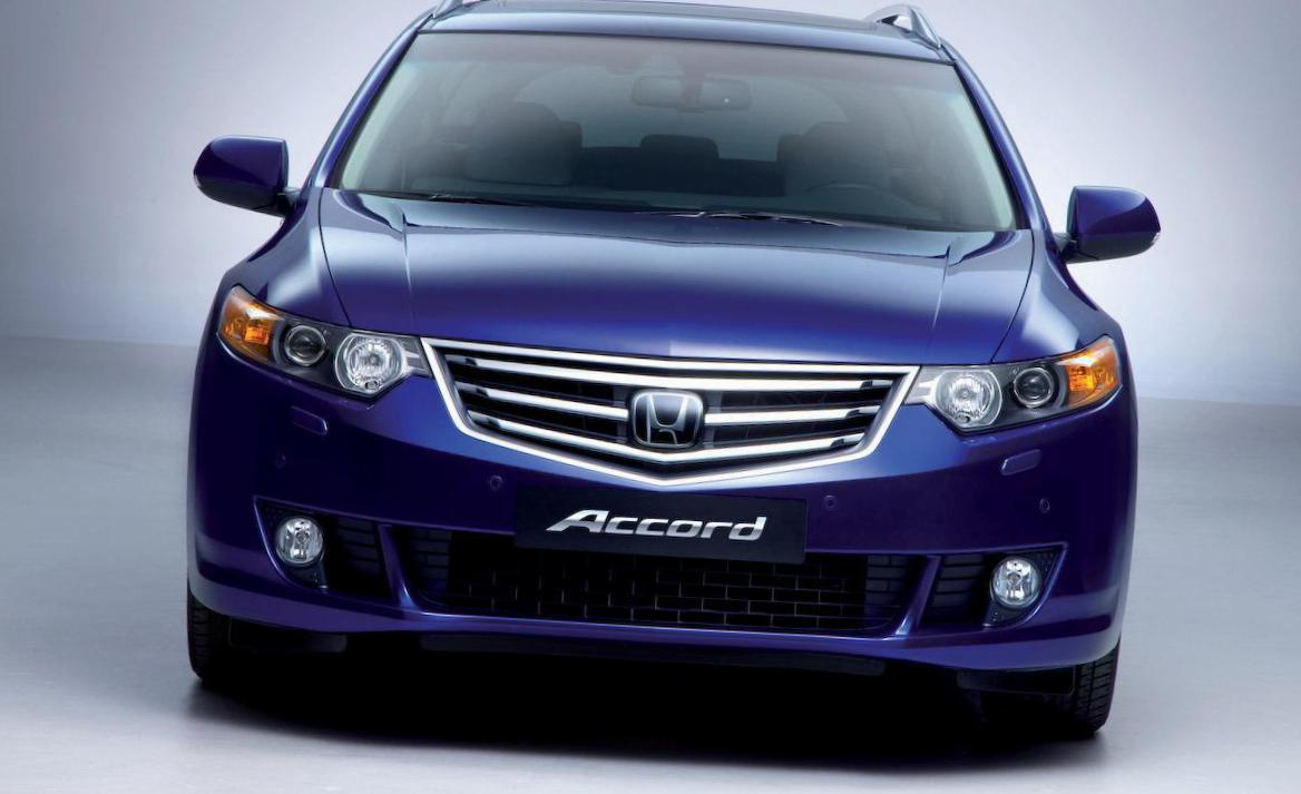 Honda Accord Tourer approved 2011