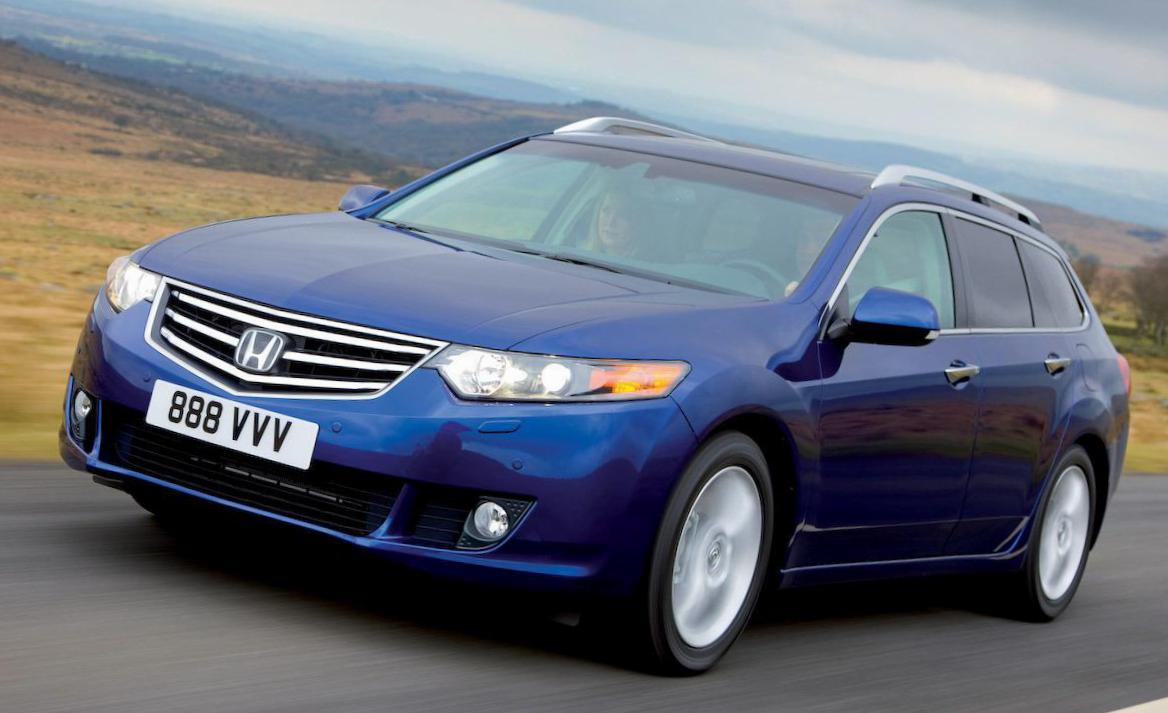Honda Accord Tourer lease 2015