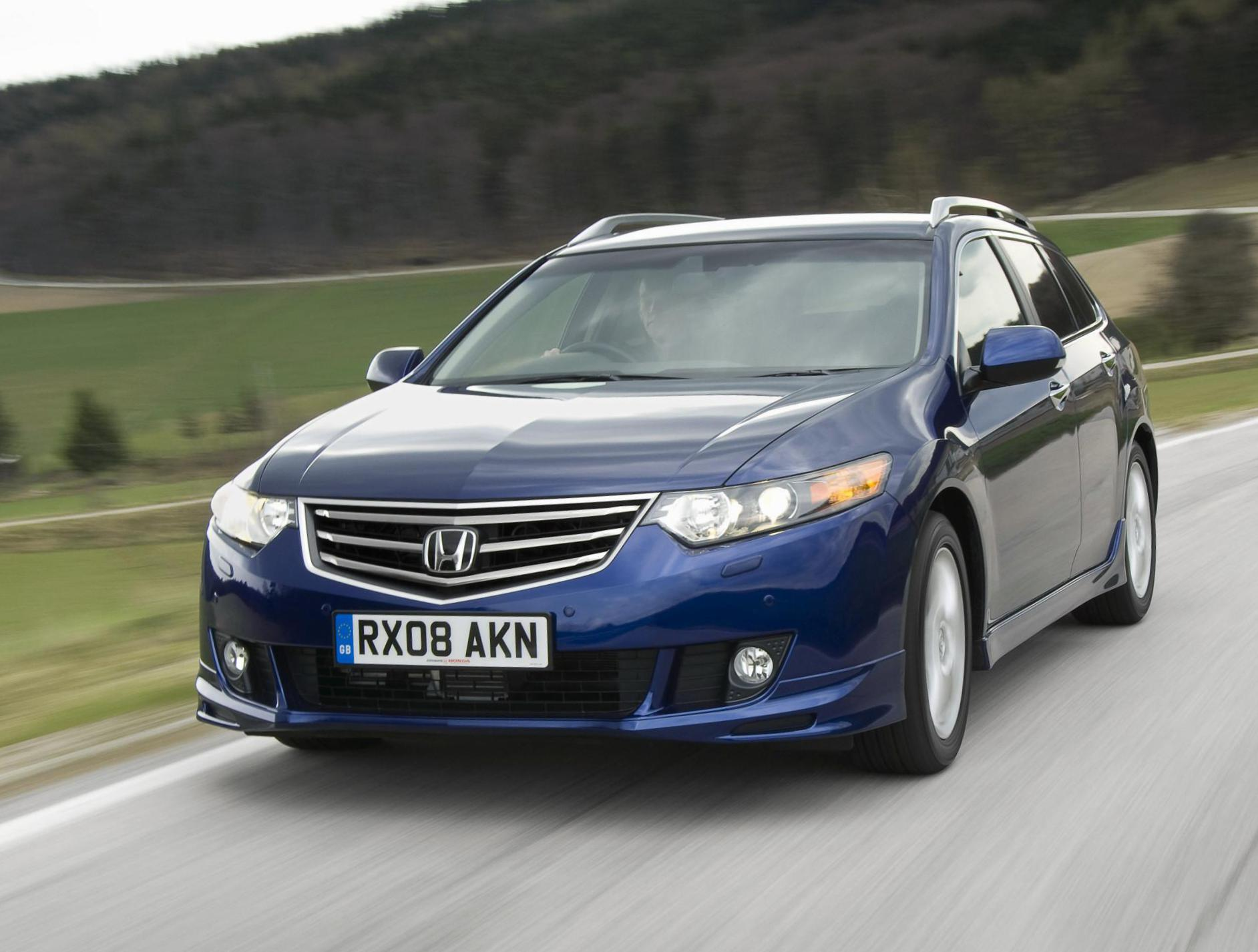 Honda Accord Tourer models 2011