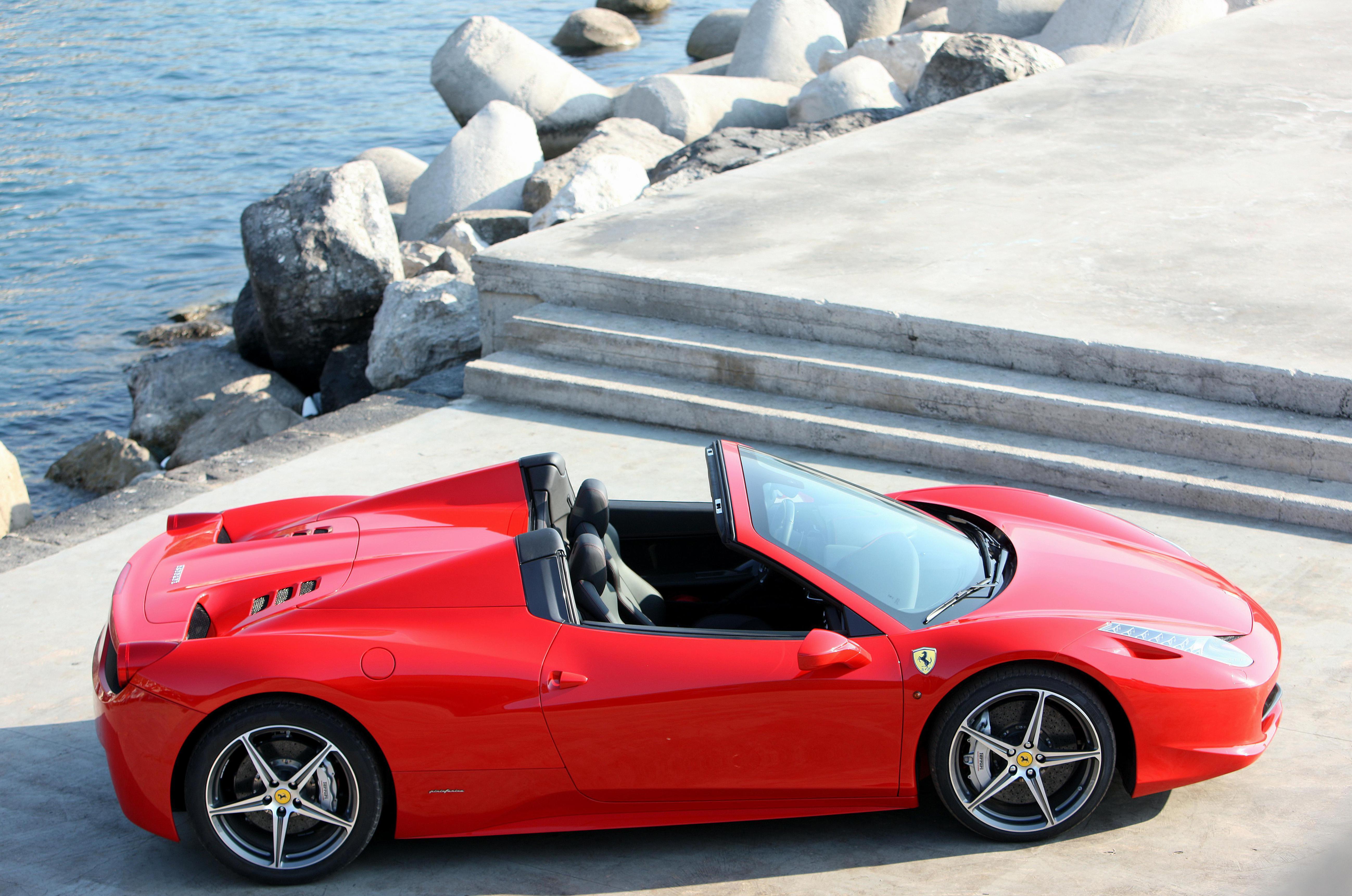 Ferrari 458 Spyder Photos And Specs Photo 458 Spyder Ferrari Cost And 26 Perfect Photos Of Ferrari 458 Spyder