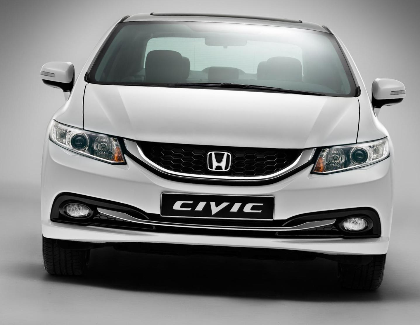 Civic 4D Honda auto 2015