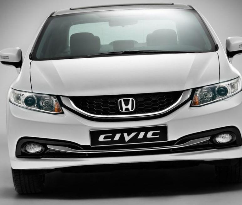Honda Civic 4D Photos And Specs. Photo: Civic 4D Honda