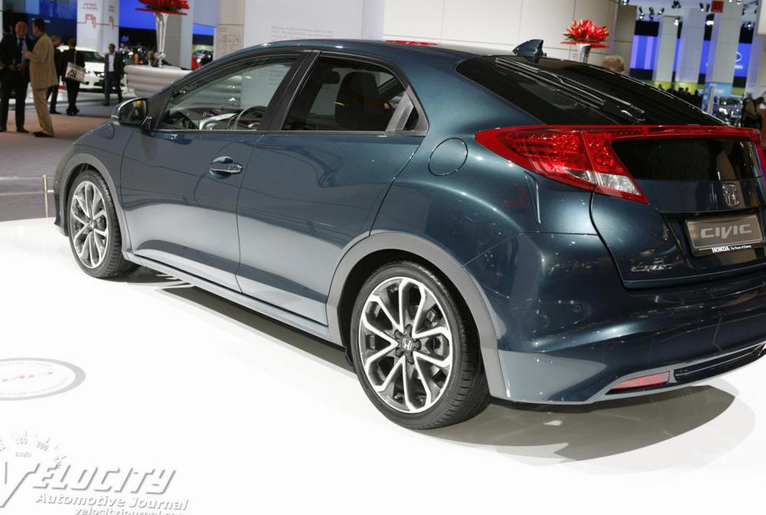 Honda Civic 5D lease 2008